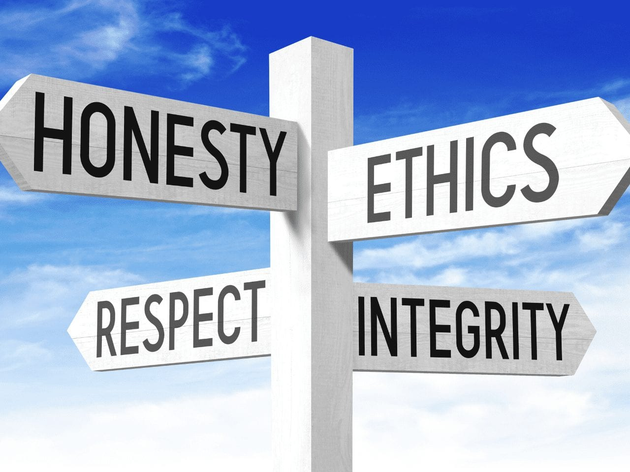 insurance honesty ethics respect