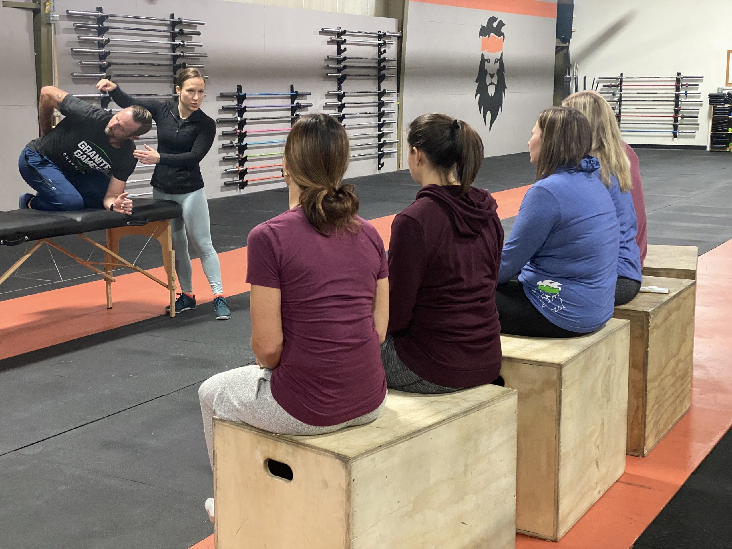 Resilience RX Overhead Mobility Workshop